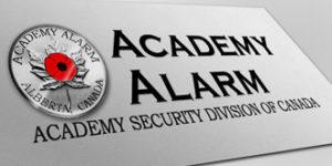 Logo design Academy Alarm