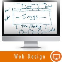 Web Design Display