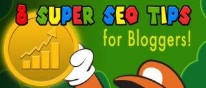 8 SEO tips for blogs